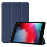 Trifold Sleep/Wake Smart Case for Apple iPad Mini (4th / 5th Gen) - Blue